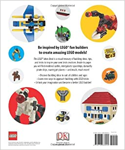 The LEGO Ideas BookHardcover– September 19, 2011