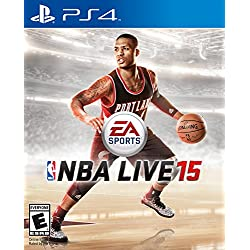 NBA LIVE 15 for Xbox One and PlayStation 4