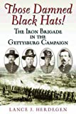 img - for THOSE DAMNED BLACK HATS!: The Iron Brigade in the Gettysburg Campaign book / textbook / text book
