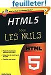 HTML 5 Poche Pour les nuls