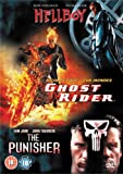 Ghost Rider/Hellboy/The Punisher [DVD]