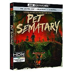 Pet Sematary [4K Ultra HD + Blu-ray]