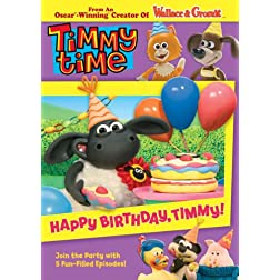 Timmy Time: Happy Birthday Timmy
