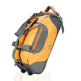 #3: Wheeler Duffel Orange