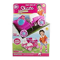 Saluja Toys Skate Set / Sports and Outdoor Toys