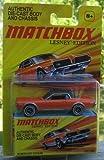 Matchbox 2010 Lesney Edition '68 Mercury Cougar Die-Cast