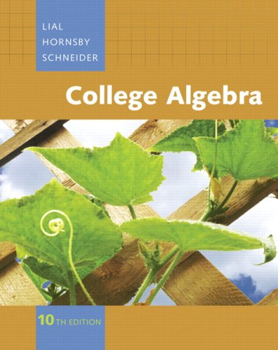 College Algebra Value Pack (includes MyMathLab/MyStatLab Student Access Kit  & Video Lectures on CD with Optional Ca