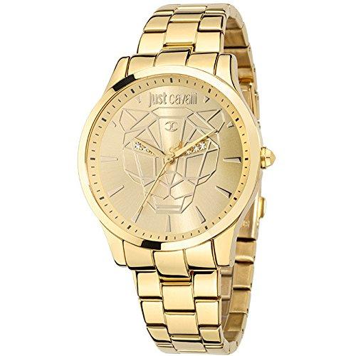 orologio solo tempo donna Just Cavalli Just Linear casual cod. R7253558501
