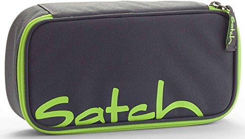 Ergobag Satch Zubehoer Schlamperbox incl. Geodreieck, Phantom