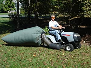 Lawn Tractor Leaf Vacuum Conversion Kits Convert Your Lawn Tractor Into a Huge Lawn Vacuum from LIG, LLC