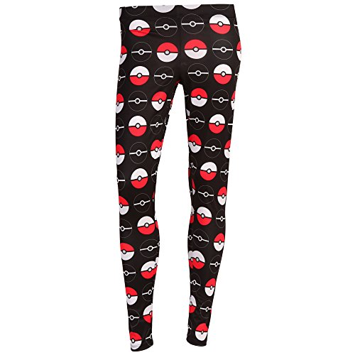 Pokemon Pokeball Leggings