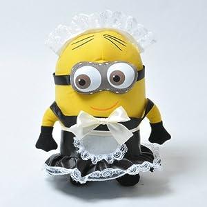 """Ich Einfach Unverbesserlich Film 10 """"Soft Plüsch Puppe Spielzeug 3D-Augen Minion Dave Nanny Dress up sch?n"""