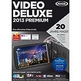 MAGIX Video deluxe 2013 Premium (Jubiläumsaktion inkl. Foto Manager MX Deluxe) [Download]