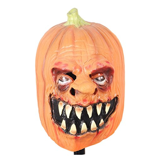 Pumpkin Head Masks for Halloween Masquerade Masks Costume Mask 21*28CM
