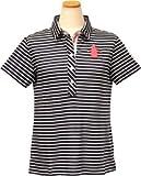 マンシング 半袖ポロシャツ(ゴルフウェア) レディース SL1625 ネイビー LL