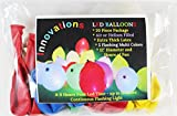 LED Balloons 20 PACK with 5 colors and all flash different colors - the ultimate balloons for party - for a memorable occasion (kid/children safe)