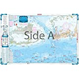 Waterproof Charts Waterproof Chart, 7F LOWER KEYS FISH/DIVE