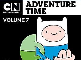 Adventure Time Season 7 [HD]