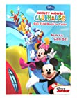 Mickey Clubhouse 96 Pg Coloring & Activity Book Fun As Can Be! Disney Junior