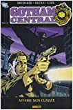echange, troc Ed Brubakar, Greg Rucka, Michael Lark, Greg Scott, Collectif - Gotham Central, Tome 2 : Affaire non classée