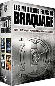 Les Meilleurs films de braquage - Heat + The Town + Point Break + Opération Espadon