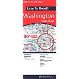 "Rand McNally State Map Washingtonvon ""Rand McNally and Company"""