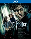 Harry Potter Years 1-7: Part 1 Giftset [Blu-Ray]