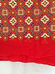 Inhika Women's Kurti Fabric (Inhika_229_Multi-Coloured)