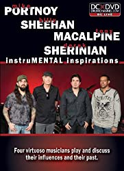 InstruMENTAL Inspirations: Mike Portnoy, Billy Sheehan, Tony MacAlpine & Derek Sherinian