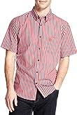 Blue Harbour Supersoft Pure Cotton Multi-Striped Shirt [T25-5097B-S]