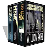 Emma Frost Mystery Series vol 7-9
