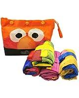 Envirosax Sesame Street Set of 4 Reusable Shopping Bags