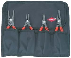 KNIPEX(クニペックス) スナップリングプライヤーセット 4本組 001957