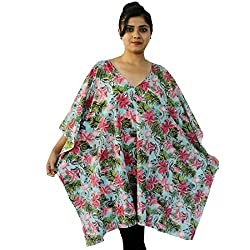 Etti Be Trendy Women's Kaftan (ES306_Multi_Free Size)