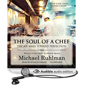 The Soul of a Chef: The Journey toward Perfection (Unabridged)