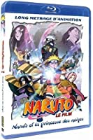 Naruto - Le film : Naruto et la princesse des neiges [Blu-ray]