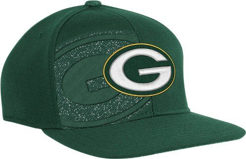 Green Bay Packers Reebok 2011 Sideline Player 2nd Season Hat