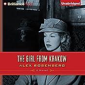 The Girl from Krakow: A Novel | [Alex Rosenberg]