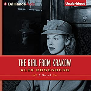 The Girl from Krakow Hörbuch
