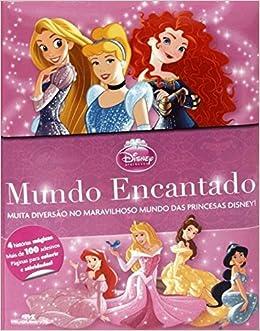 Mundo Encantado. Princesas (Em Portuguese do Brasil): Vários Autores