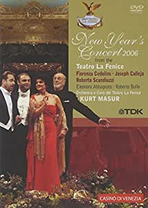 Masur: New Year's Concert 2006 From the Teatro La Fenice (Bilingual) [Import]