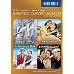 TCM Greatest Classic Films Legends: Gene Kelly DVD Set