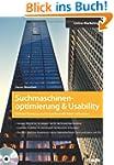 Suchmaschinenoptimierung & Usability...