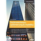 """Suchmaschinenoptimierung & Usability - Website-Ranking und Nutzerfreundlichkeit verbessernvon """"Steven Broschart"""""""