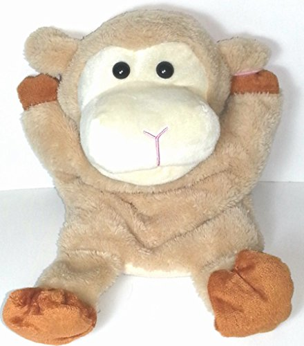Goffa Plush Hand Puppet ~ Sheep - 1