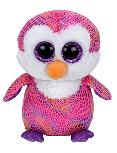 Ty Beanie Boos Patty - Penguin (Justice Exclusive) - 1