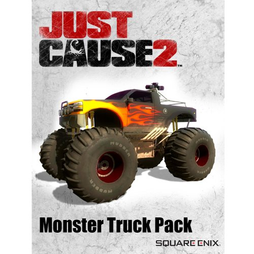 Just Cause 2: Monster Truck DLC [Download]