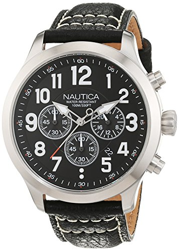Nautica Ncc 01Chrono nai14516g Reloj de pulsera hombre