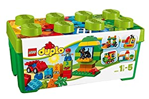 LEGO DUPLO Creative Play 10572: All-in-One-Box-of-Fun