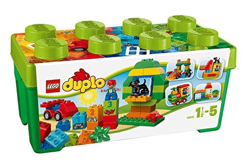 レゴ (LEGO) デュプロ みどりのコンテナデラックス 10572
